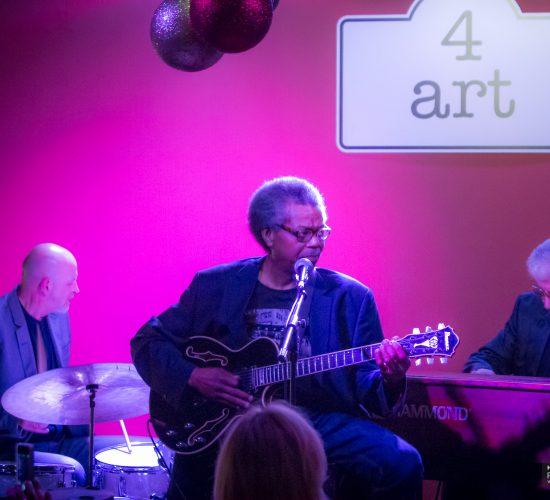 Jazzowa uczta w 4 Art
